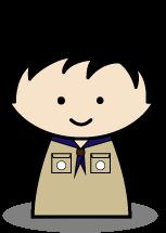 juniorscout-jongen