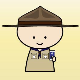 Scoutshop – Reken nu af via Tikkie